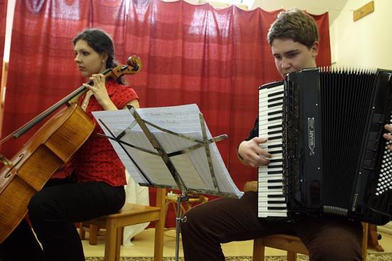 hudobné trio