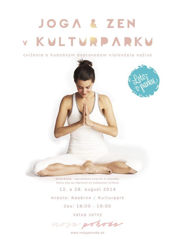 Joga & Zen v Kulturparku